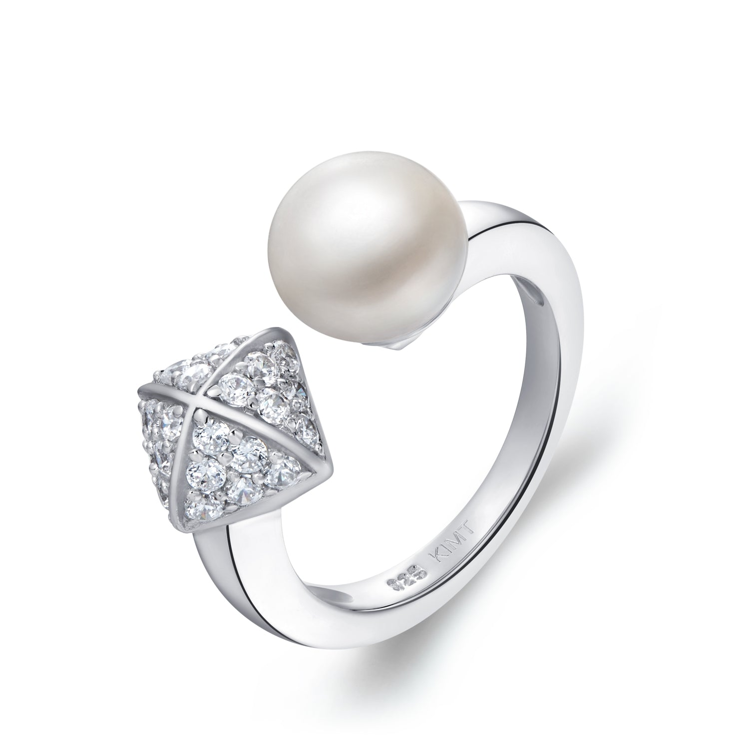 Freshwater Pearl Ring - Woment Designer Jewelry