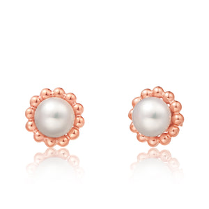 Freshwater Pearl Earrings - Woment Designer Jewelry