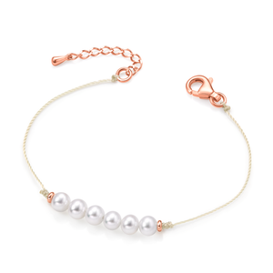 Friendship Bracelet (apricot) - Woment Designer Jewelry
