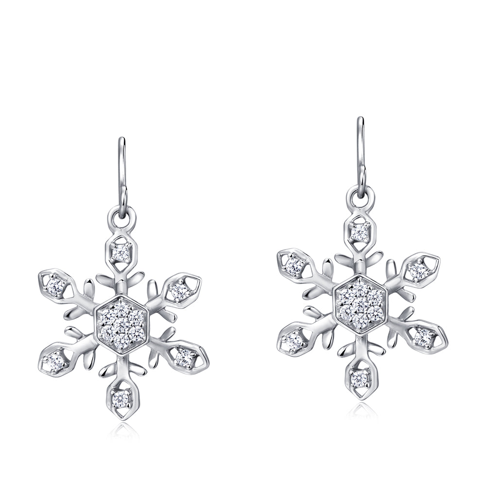 Silver Earrings - Woment Designer Jewelry