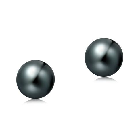 4.5-5 mm Freshwater Pearl Earrings (Round Shape) - Woment Designer Jewelry