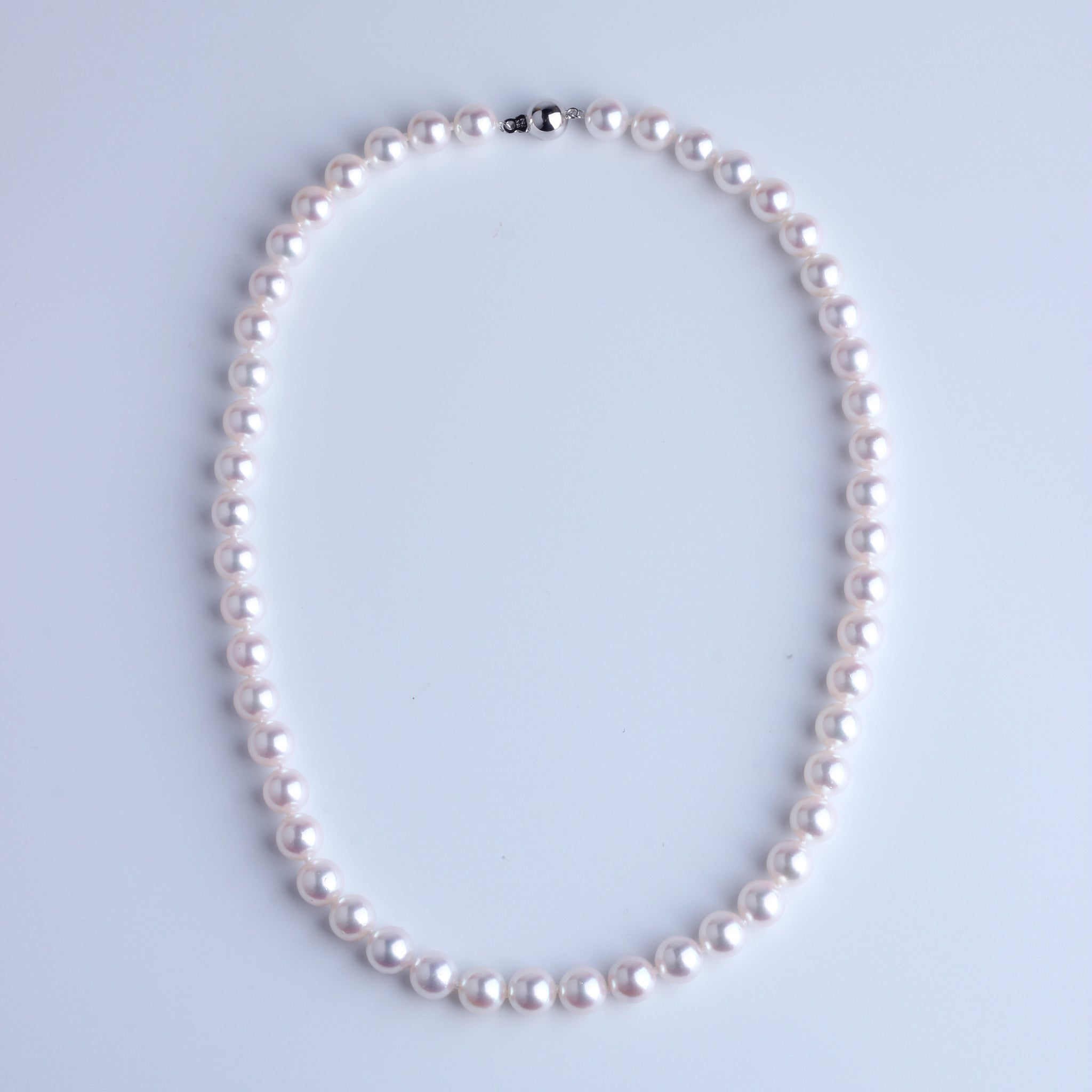 Japan Akoya Pearl Necklace 8-8.5mm