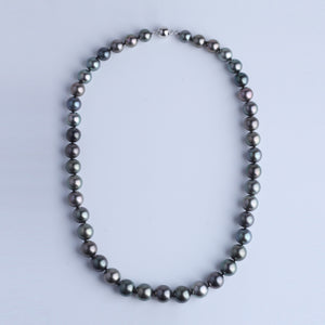 Tahiti Pearl Necklace 8.3-10.8mm