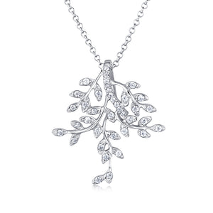 Silver Necklace - Woment Designer Jewelry