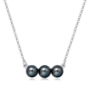 Freshwater Pearl Necklace - Woment Designer Jewelry