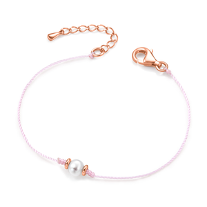 Rainbow Bracelet (soft pink) - Woment Designer Jewelry
