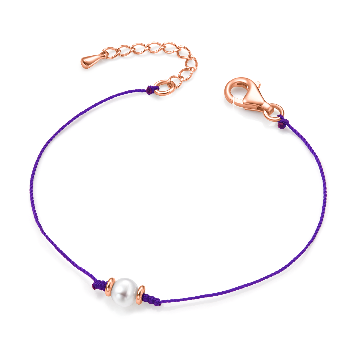 Rainbow Bracelet (purple) - Woment Designer Jewelry