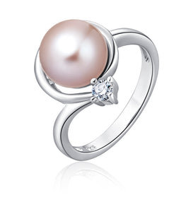 Freshwater Pearl Ring (Pink Pearl)