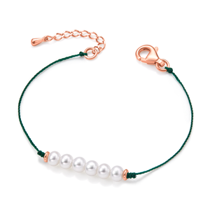 Friendship Bracelet (forrest green) - Woment Designer Jewelry