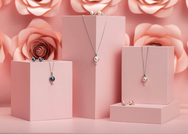 Mother's Day Limited Comma Gift Set 逗號系列 限時套裝優惠 - Woment Designer Jewelry
