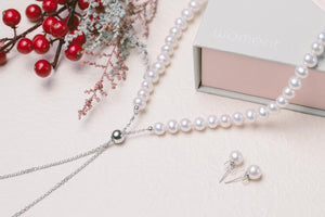 2018 Limited Christmas Gift Set - Necklace + Earrings set - Woment Designer Jewelry
