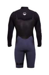 WETSUIT SHORT BLACK GREY MAN 3.2 mm