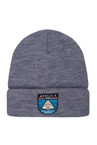 BEANIE GREY APOLLO