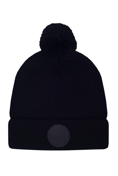 BEANIE ALL BLACK