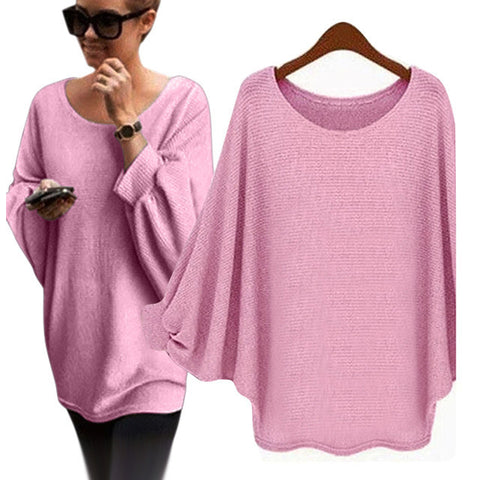 Women Sweater Loose fit