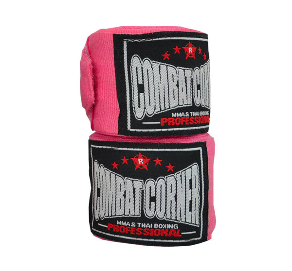 Pro Hand Wraps - Pink