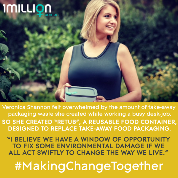 Making Change Together - with 1 Million Women
