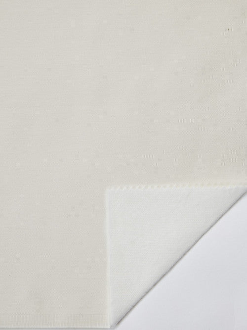 (50 Metres) Polycotton Twill Combined with Fleece Interlining