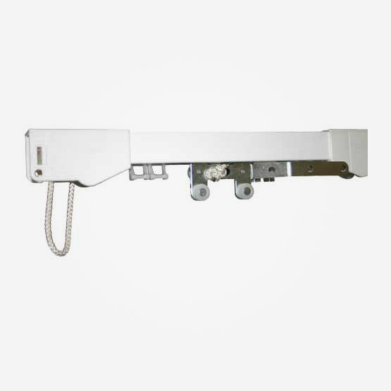 Silent Gliss system 3900 Cord operated aluminium curtain track
