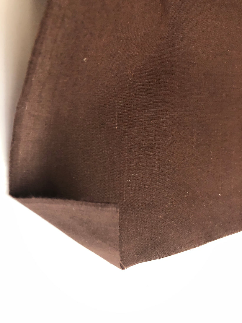 "FR Brown Platform Cloth 54"" Wide (137cm)"