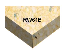 "RW61B (Recon) Chipfoam Foam Sheet 3"", 4"""