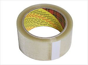 Clear Packing Tape - 48mm Wide