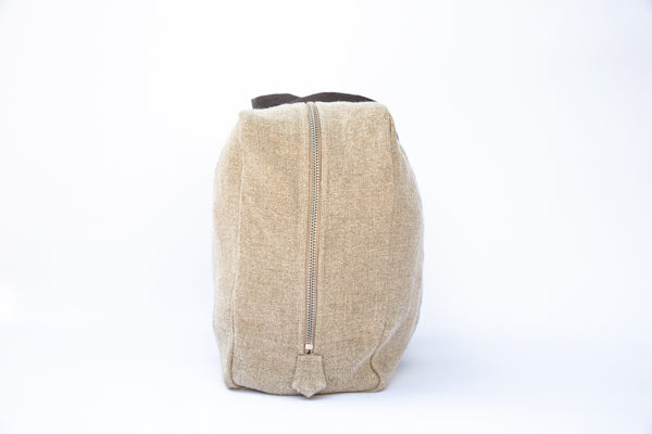 Irish Linen Parachute Bag Medium