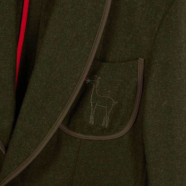 Austrian Loden Club Jacket