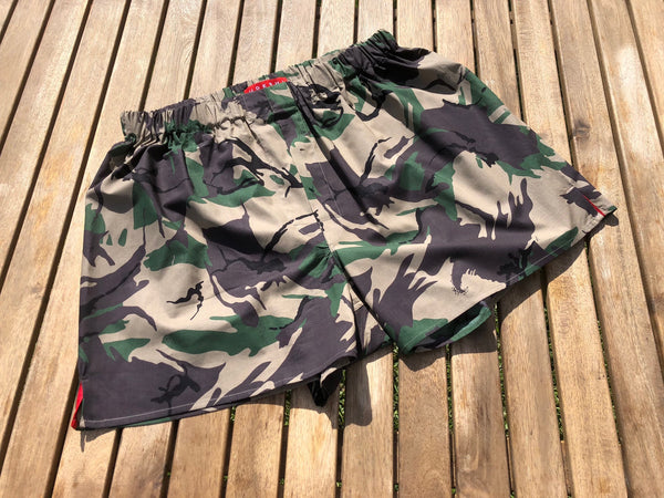 Camouflage Boxers