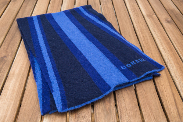 Union Jack Scarf (navy)