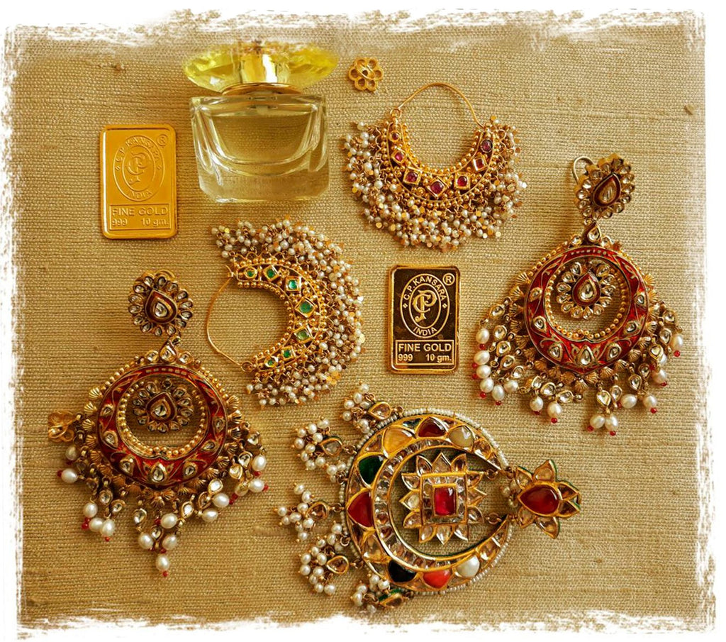 4a299442663 Indian Jewelry Trends 2019  Types of Jewelry You Must Have in Your Tro