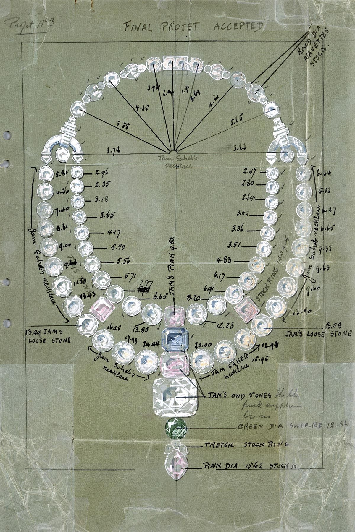 The Cartier Toussaint Necklace
