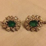 Fine Indian Earrings
