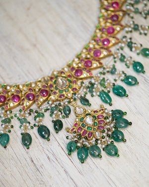 Mor Bagh Necklace