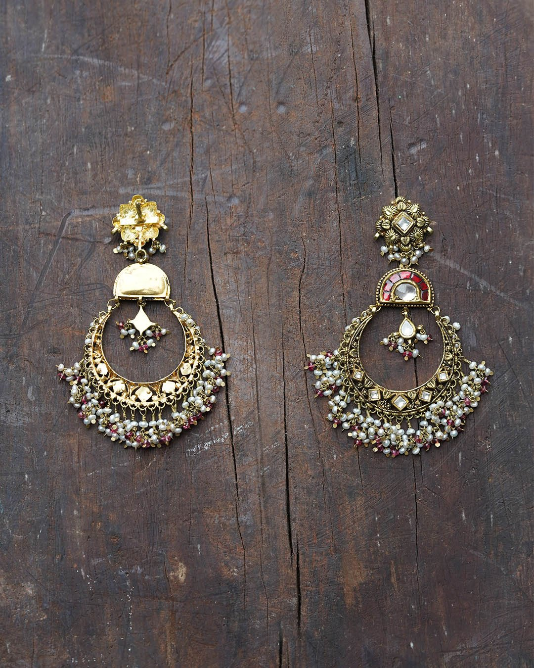 Janki Earrings