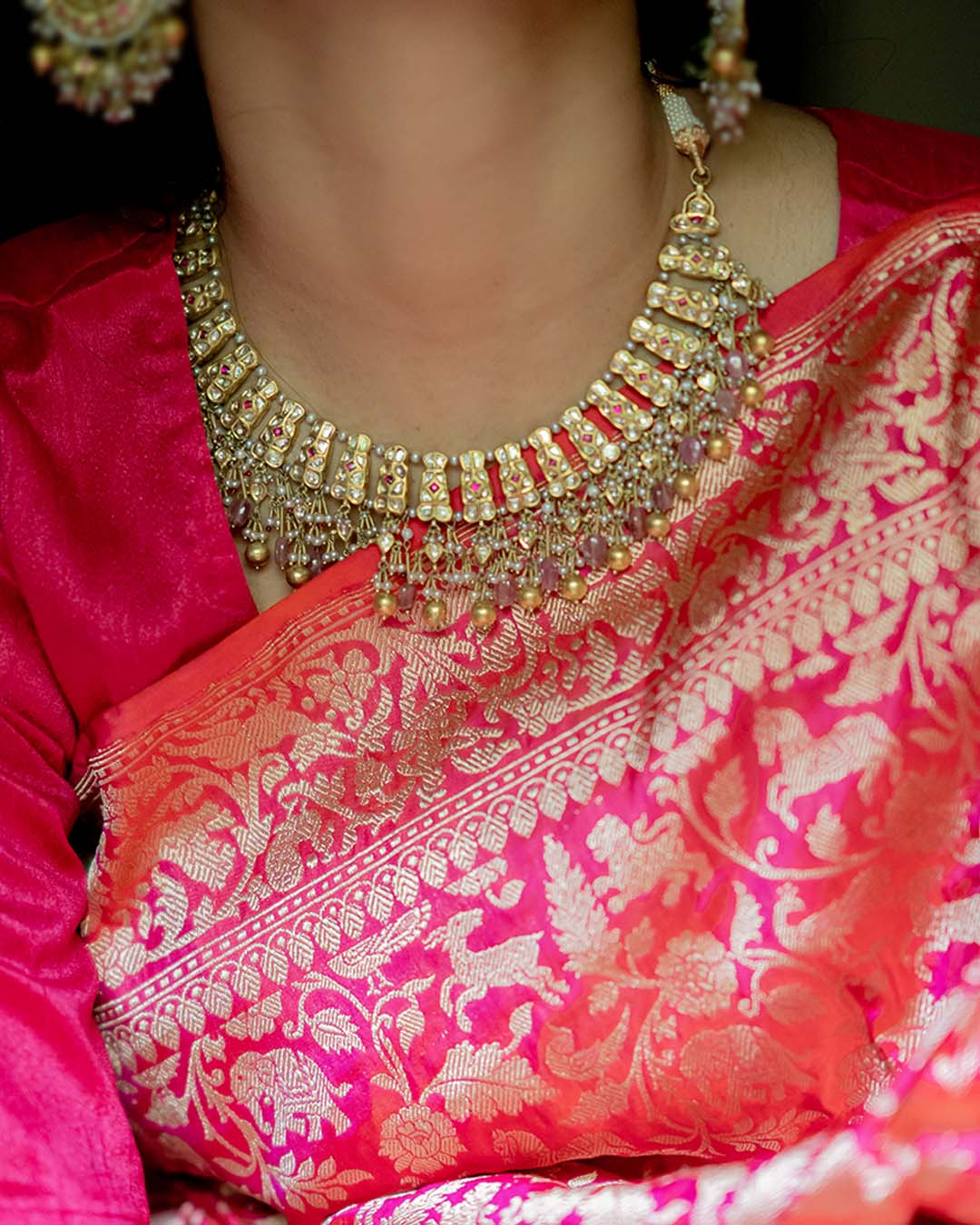 Sringara Necklace