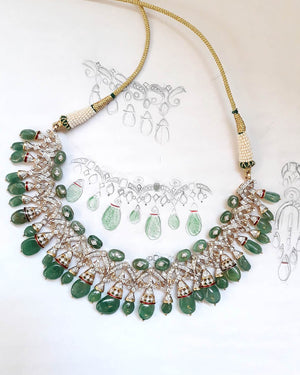 Khwabeeda Necklace