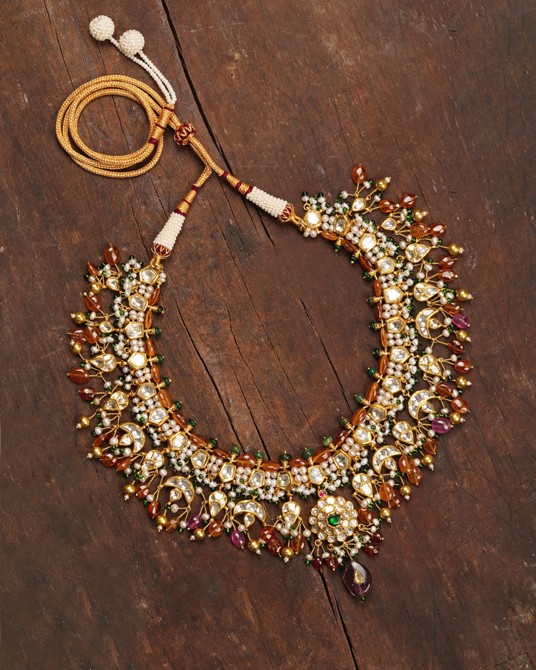 Malar Necklace