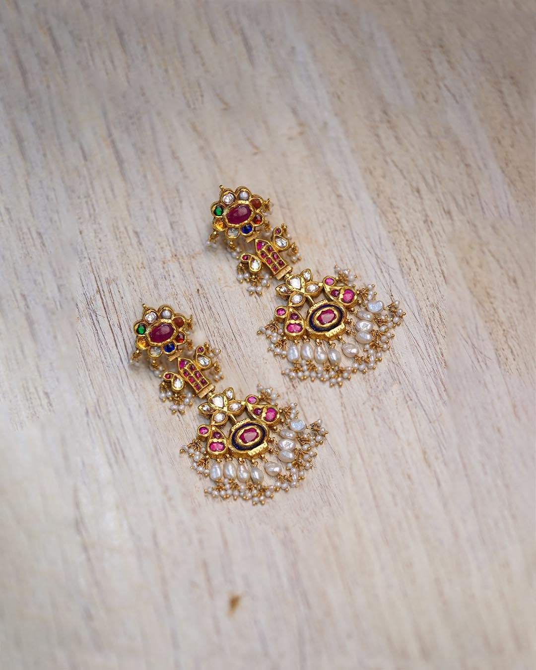 Swarna Earrings