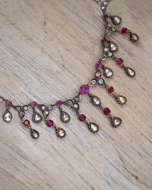 Ruza Necklace