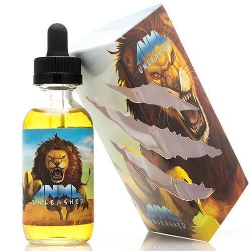 ANML Unleashed E-Liquid - Slash