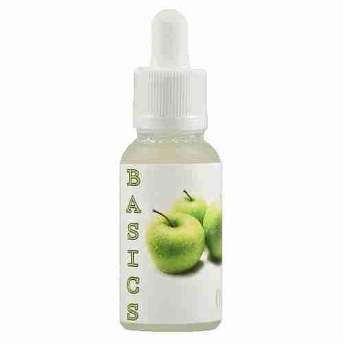 Basics E-Juice - Green Apple