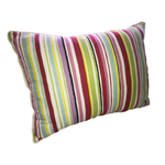 Colourful Stripes Toddler Cushion