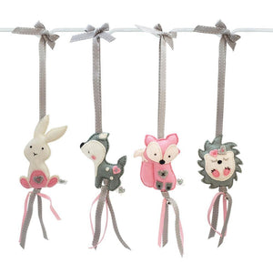 Woodland Felt Dingle Dangle Set