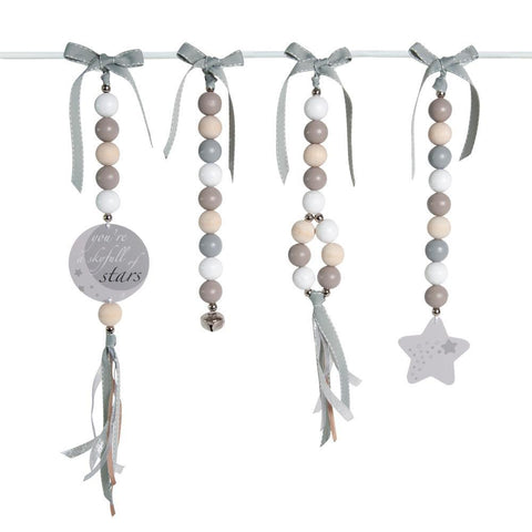 Little Star Natural Dingle Dangle Set