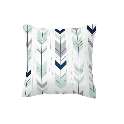 Arrow Path Scatter Cushion Cover