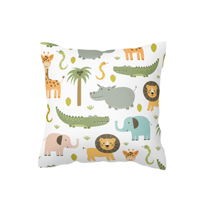 Baby Safari Scatter Cushion Cover