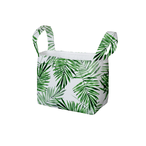 Ferns Fabric Storage Bin