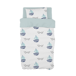 Skipper Cot Duvet Set