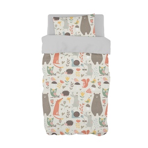 Whimsy Woodland Cot Duvet Set